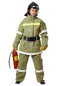 Боевая одежда пожарных