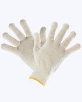 Перчатки хб кругловязаные 5-и нитка