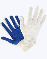 Перчатки х/б с ПВХ покрытием(Каток)