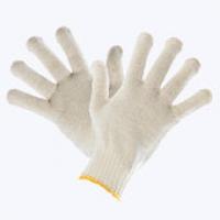 Перчатки хб кругловязаные 4-х нитка